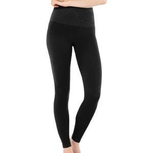 SPANX | assets seamless leggings black small euc